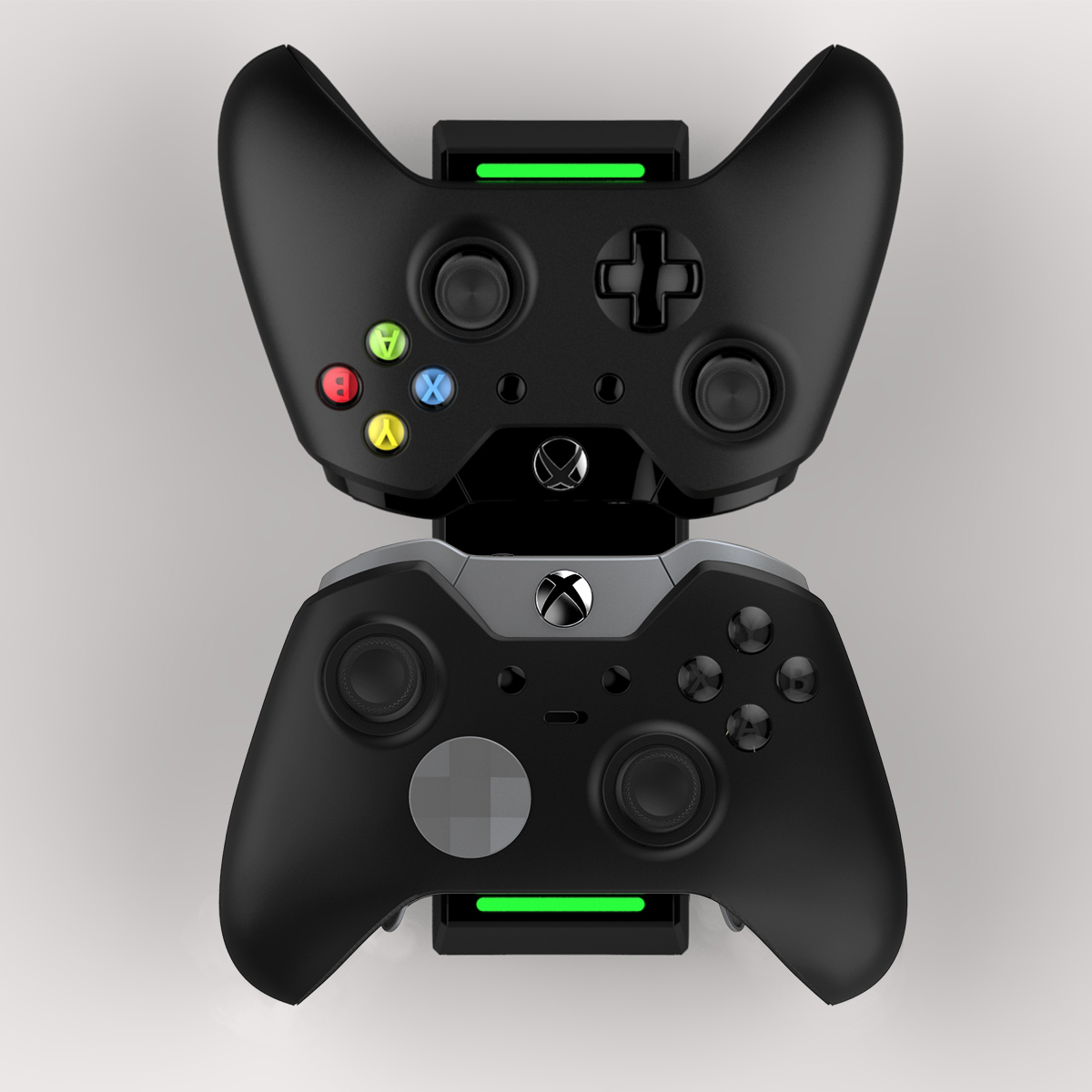 CY-352020 top view with gamepads
